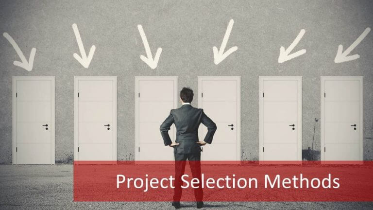 Two Steps To Project Selections