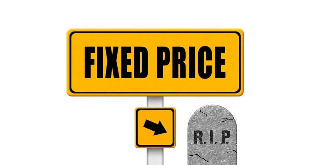 Fixed-Price Rest In Peace