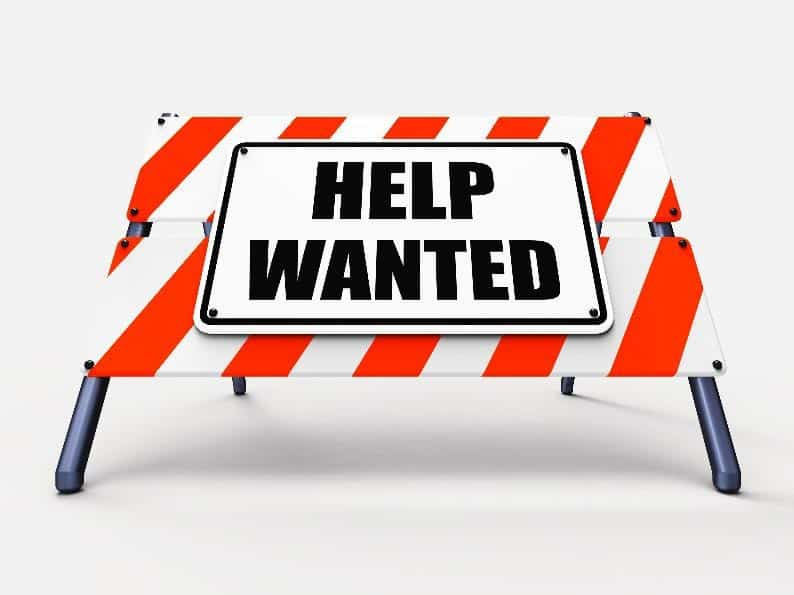 Help Wanted, Work Boots and Skills Provided